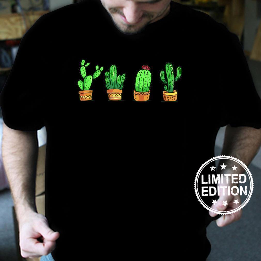 Beautiful Cactus Gardner Succulent Shirt