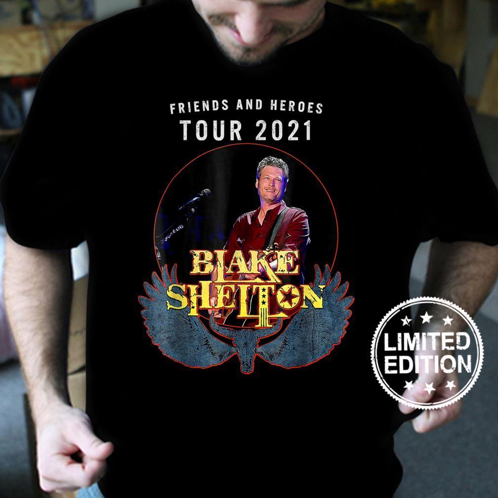 Blakes tour 2021 Shelton2 Shirt