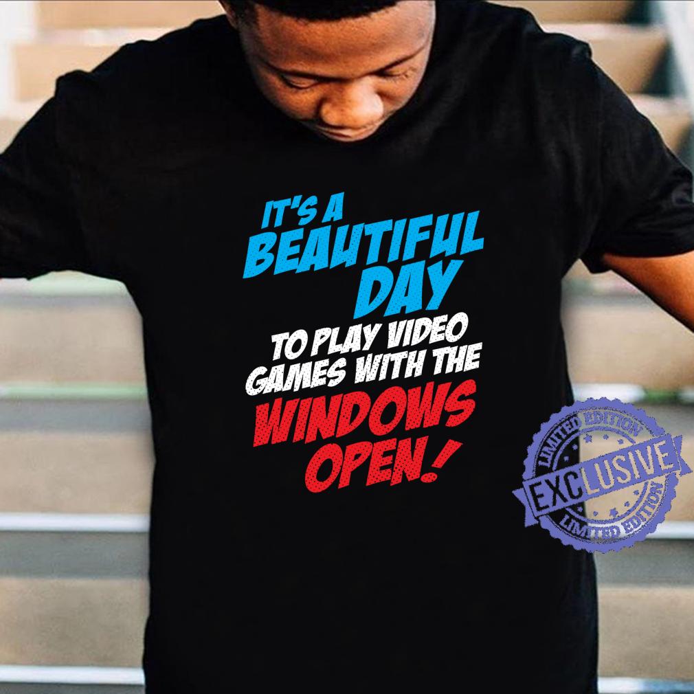 Funny Video Gamer, Cool Video Games Saying Shirt